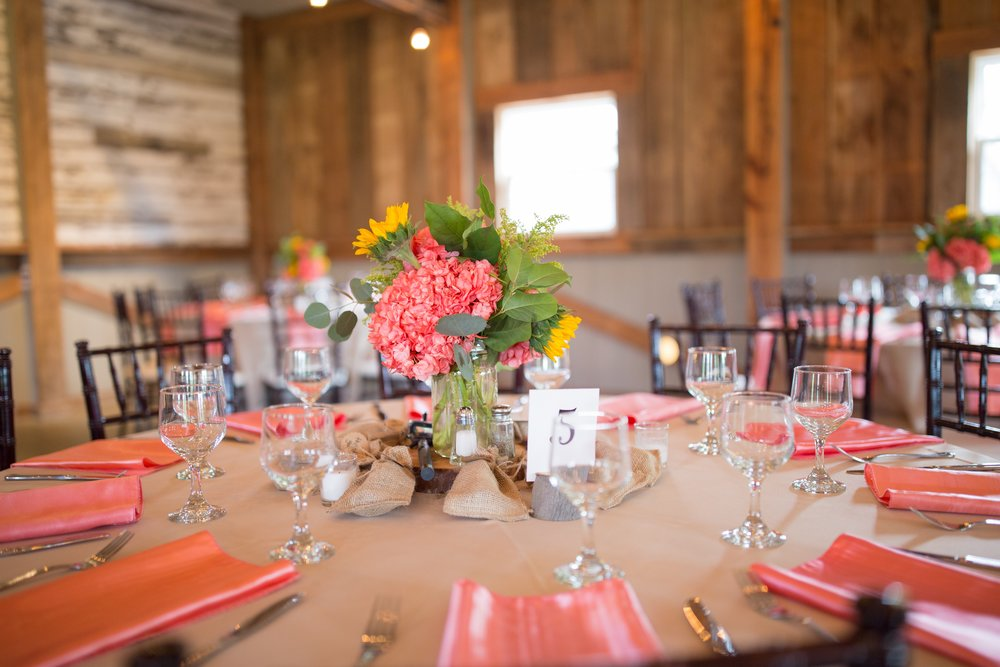 Photography by Courtney Taylor Bowles Photography Rentals (including linens) by Black Iris Floral Events