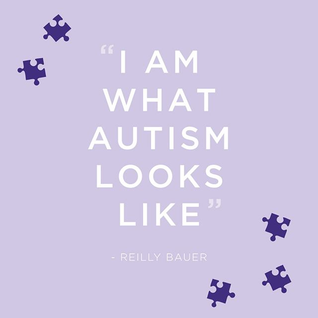 In observation of #AutismAwarenessMonth, we're introducing you to two young women who are blazing trails as advocates for people with autism. Stay tuned!