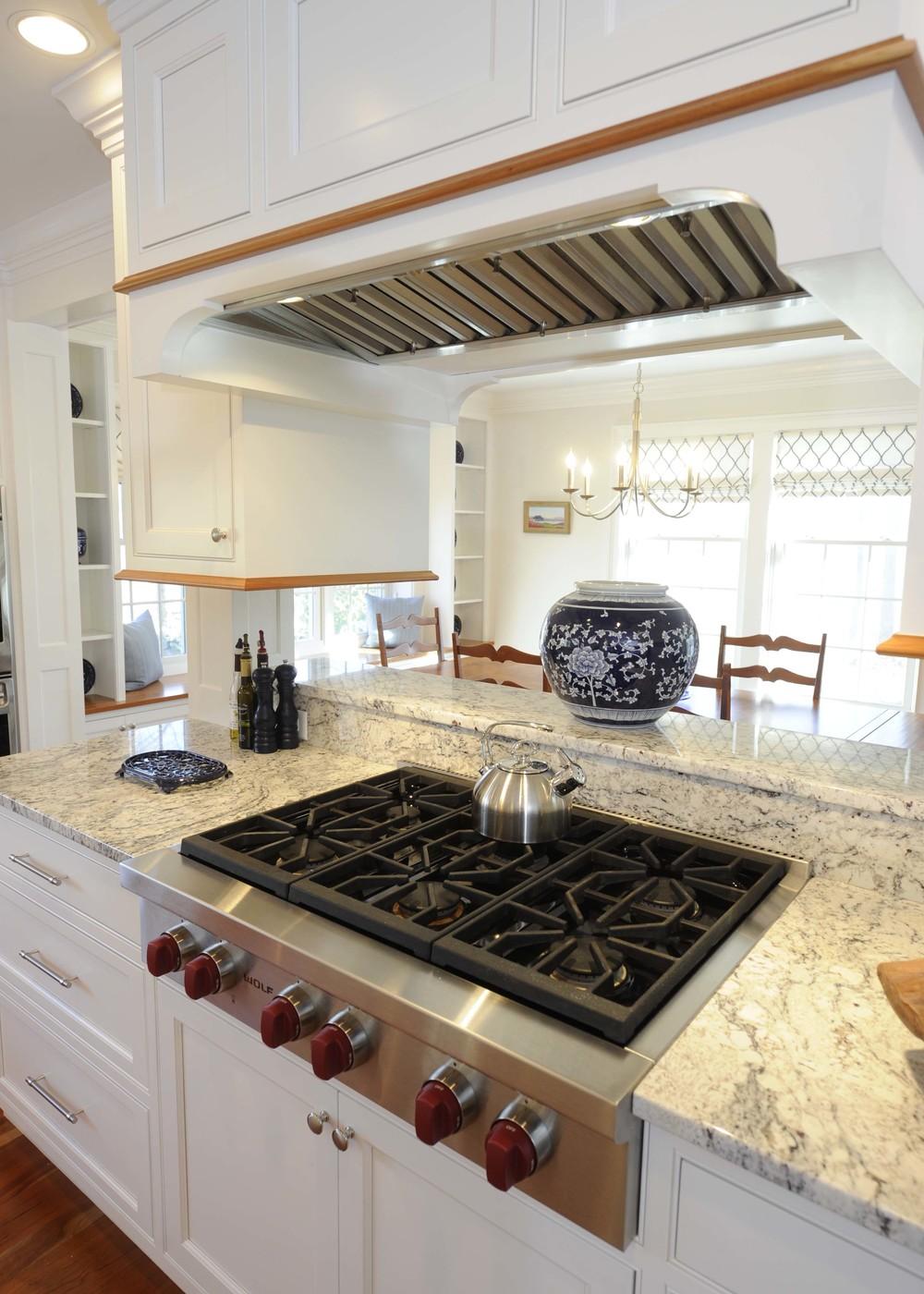 Custom Kitchen Design | Bathroom Design | Cabinetry | Mystic ...