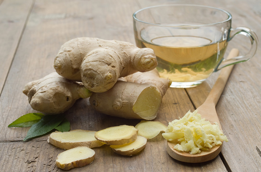 Ginger-Infused Sipping Broth