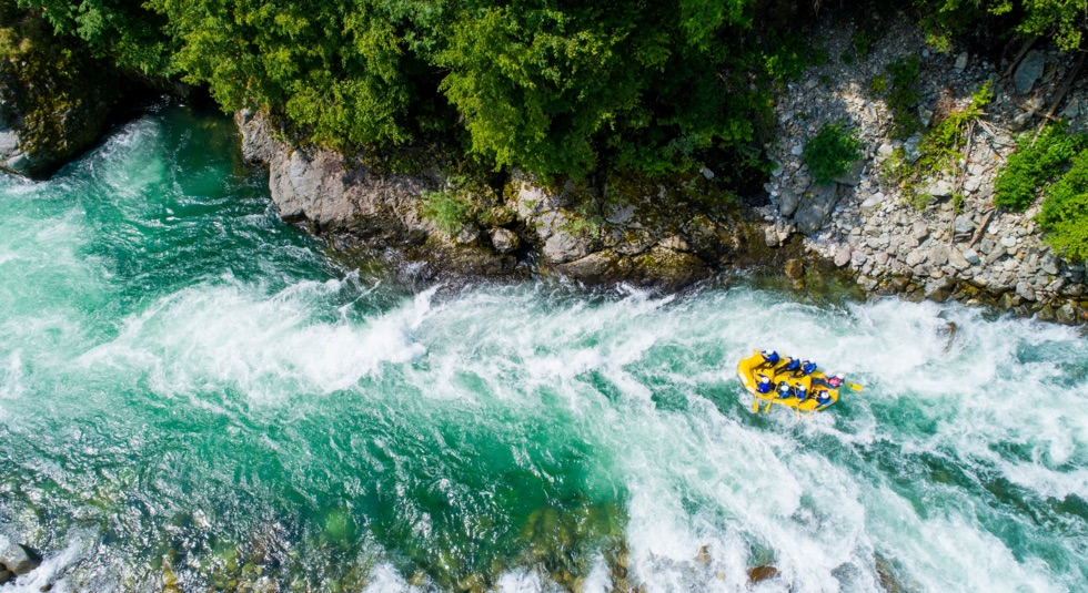 Learn Something New! - If learning a new skill is what you're after, stage 2 provides an opportunity for an individual or group to learn the skills necessary to begin a lifestyle of paddling whether whitewater or lake kayaking.