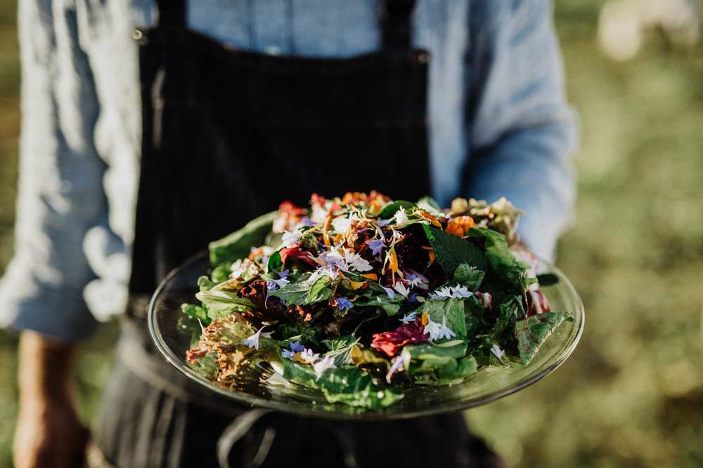 Craft, community, seasonality, sustainability - These are the basic principles of our approach to cooking and serving a meal.We believe in starting with the best local, seasonal ingredients and preparing them simply but thoughtfully.