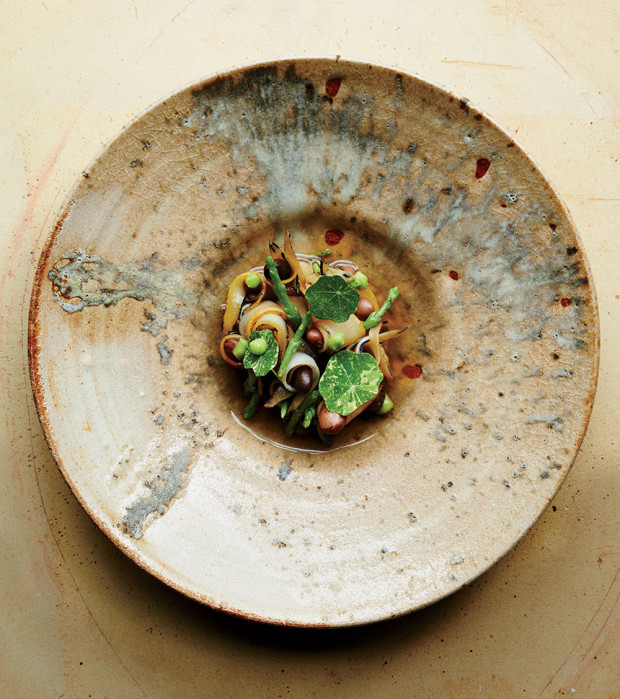 <b>Bon Appetit</b><br/>Why Restaurants are Ditching White Chine for Hand-Made Ceramics