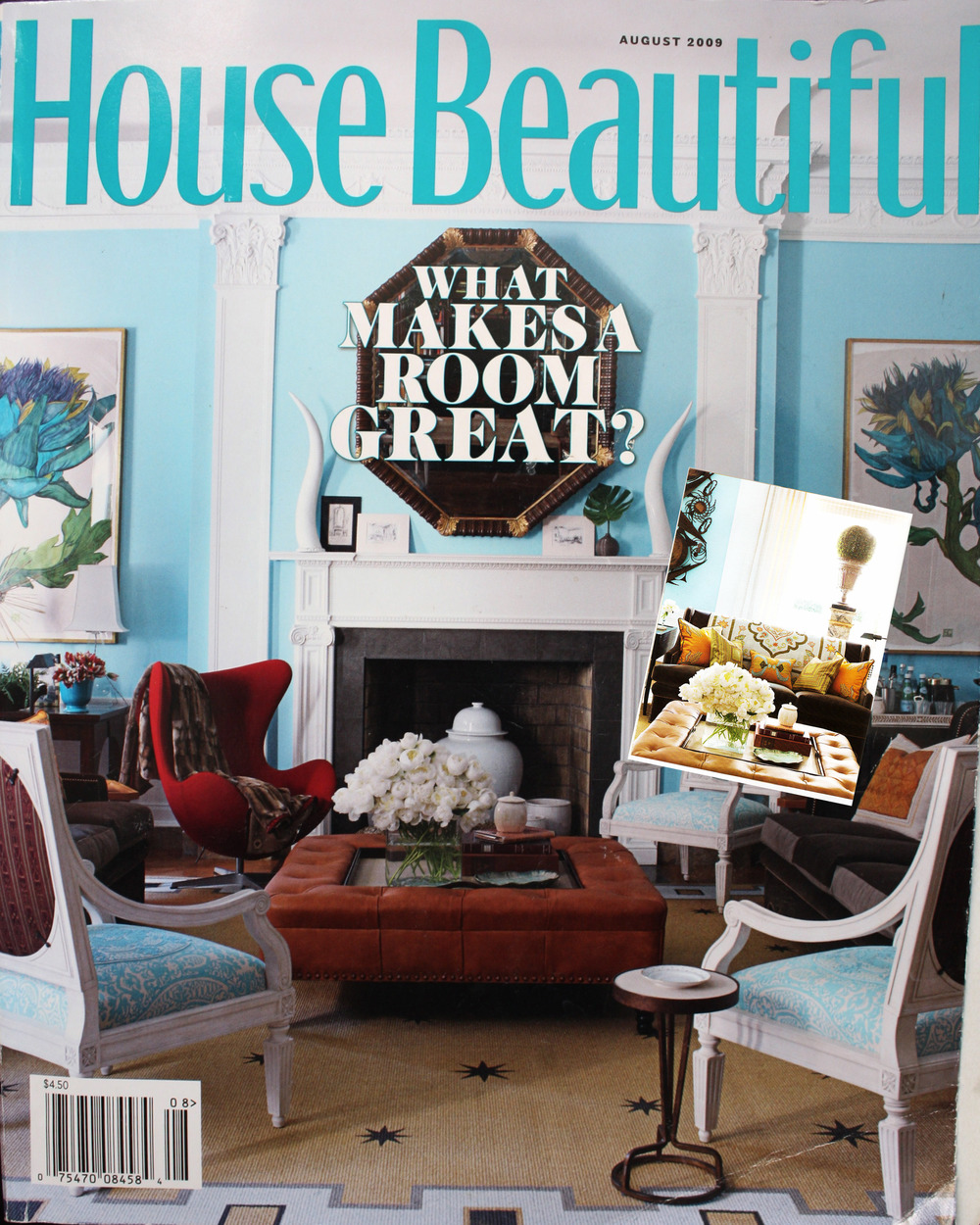 <b>House Beautiful</b><br/>What Makes a Room Great