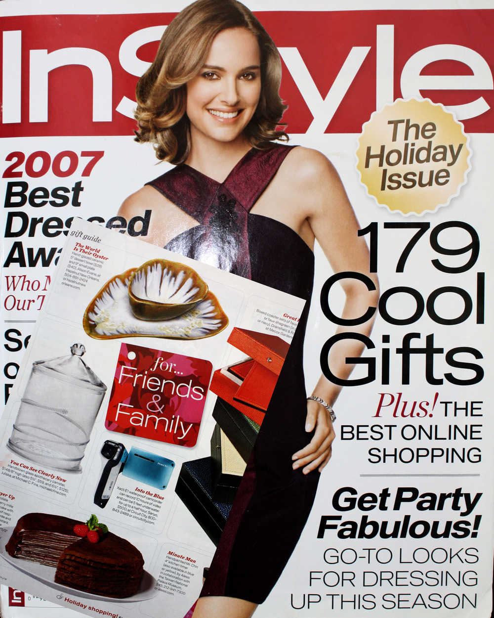 <b>In Style</b><br/>Gift Guide