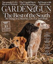 <b>Garden & Gun</b><br/>Good Hunting