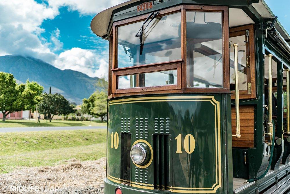The Wine Tram!