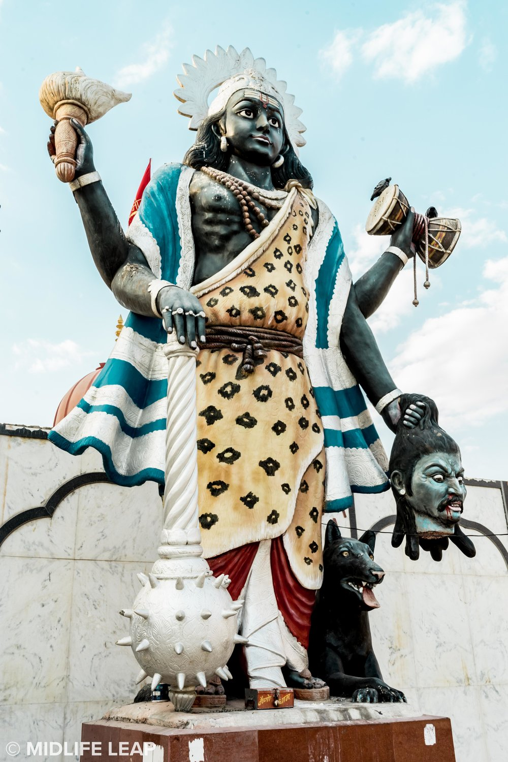 Goddess Kali, The Dark Mother