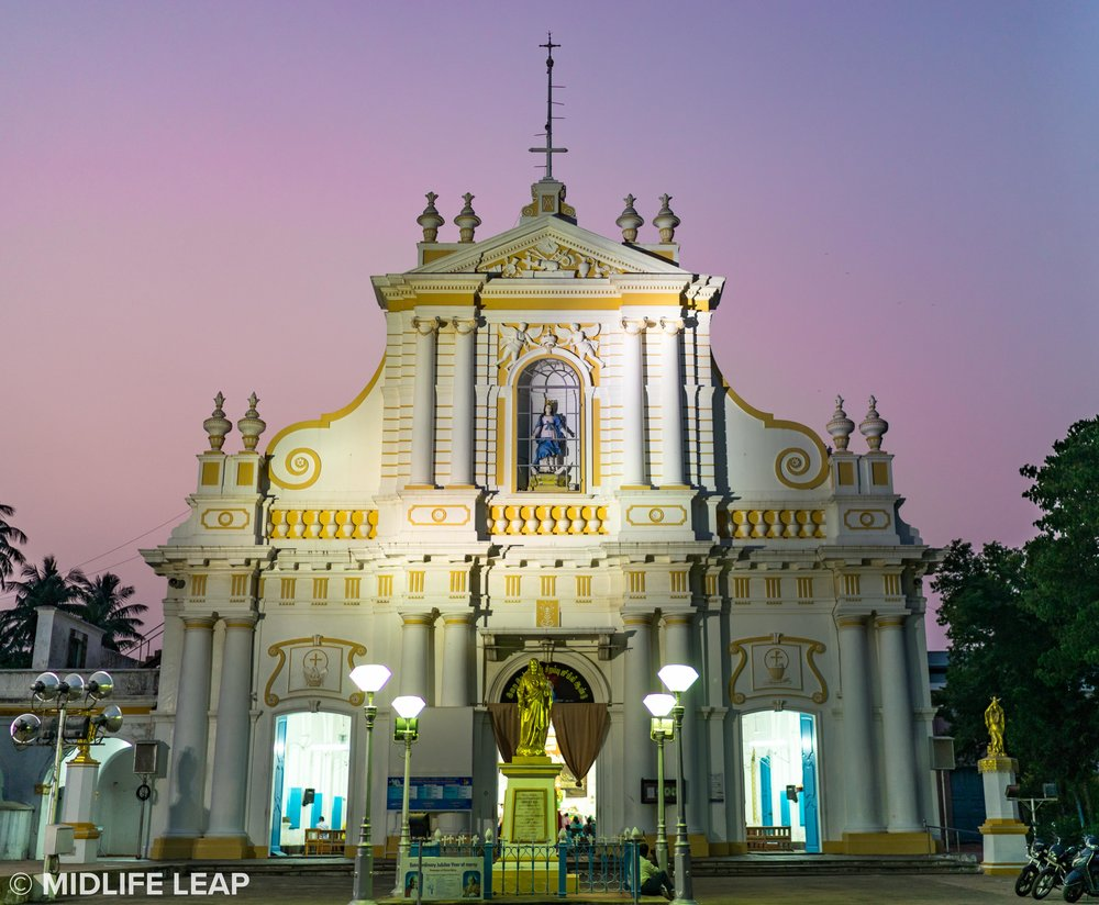 The Immaculate Conception Cathedral