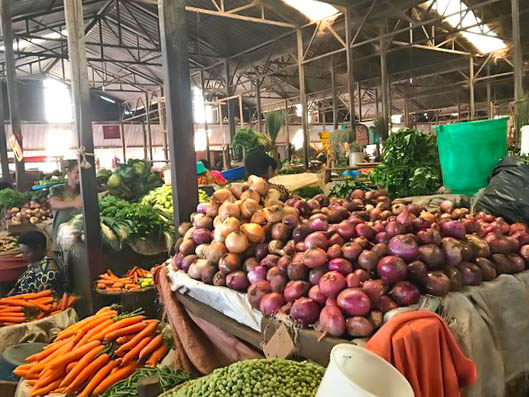 This photo of Kimironko Market is courtesy of TripAdvisor
