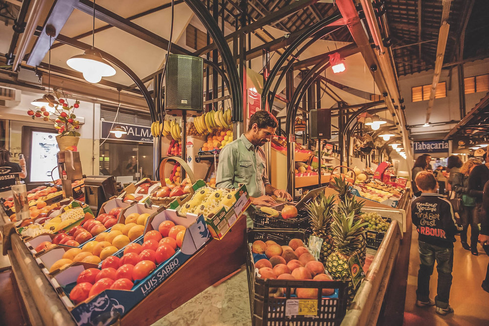 Photo Courtesy of  Mercado de Campo de Ourique