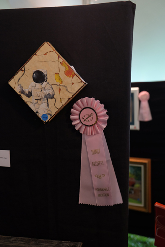 Honorable Mention, Quincy Art Association Members, Oil and Acrylic