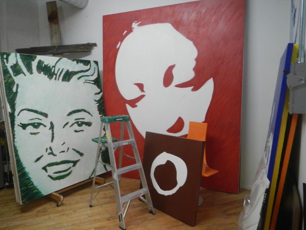 Art by John Gonnella at SOWA