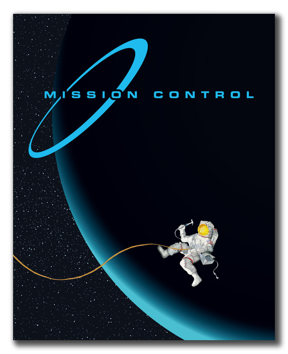Mission Control Sign
