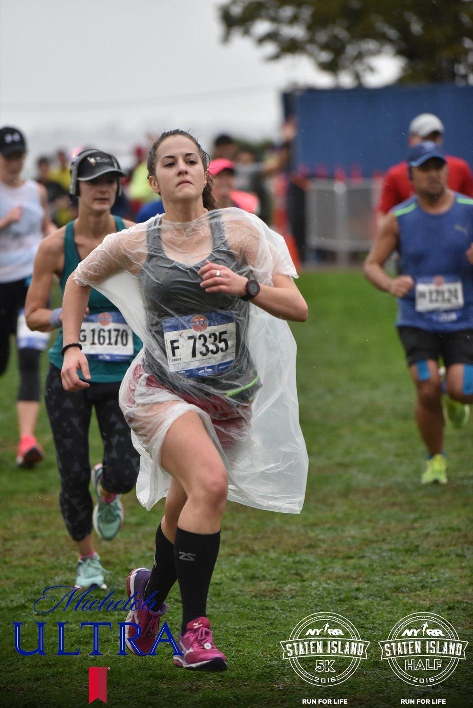 Staten Island Half Marathon    Results  :2:03:53   Pace Per Mile  :09:27