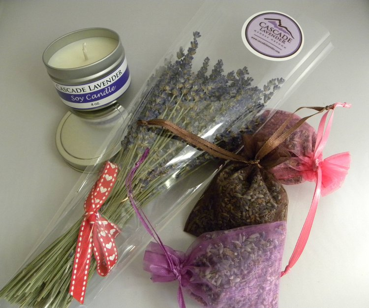 Valentines day gift ideas cascade lavender negle Image collections