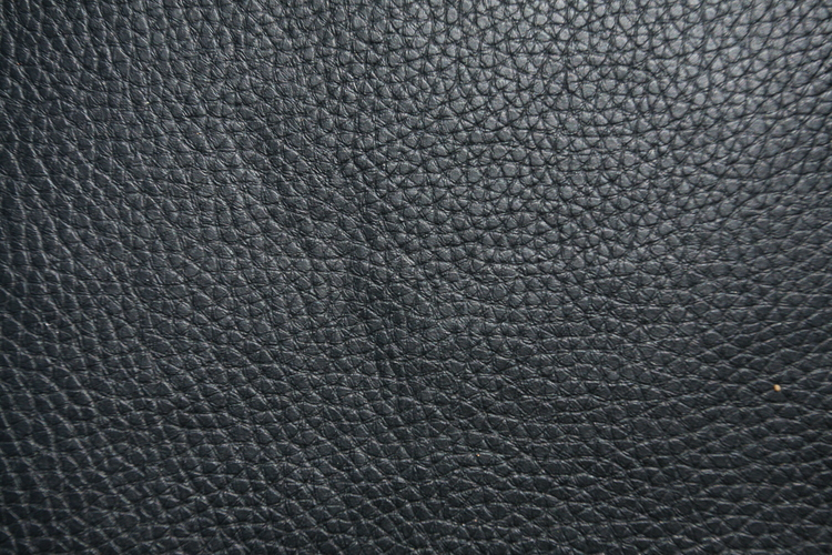 Black Textured Leather Vinyl