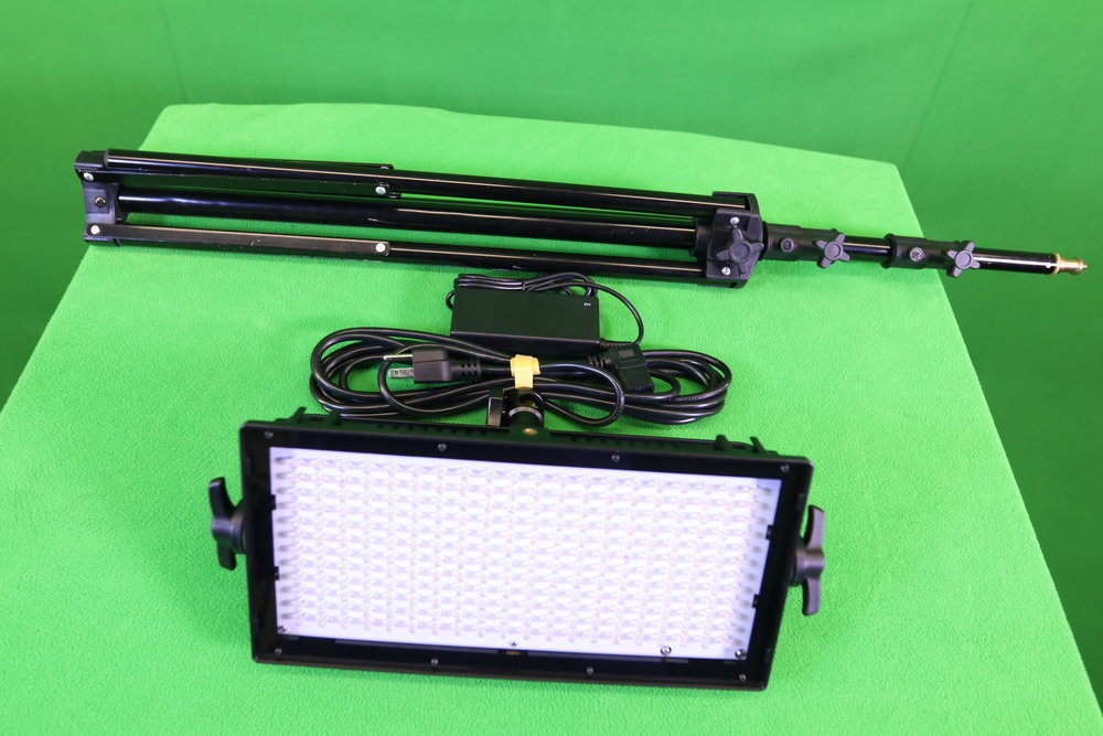 LED Light Panel w/ Stand