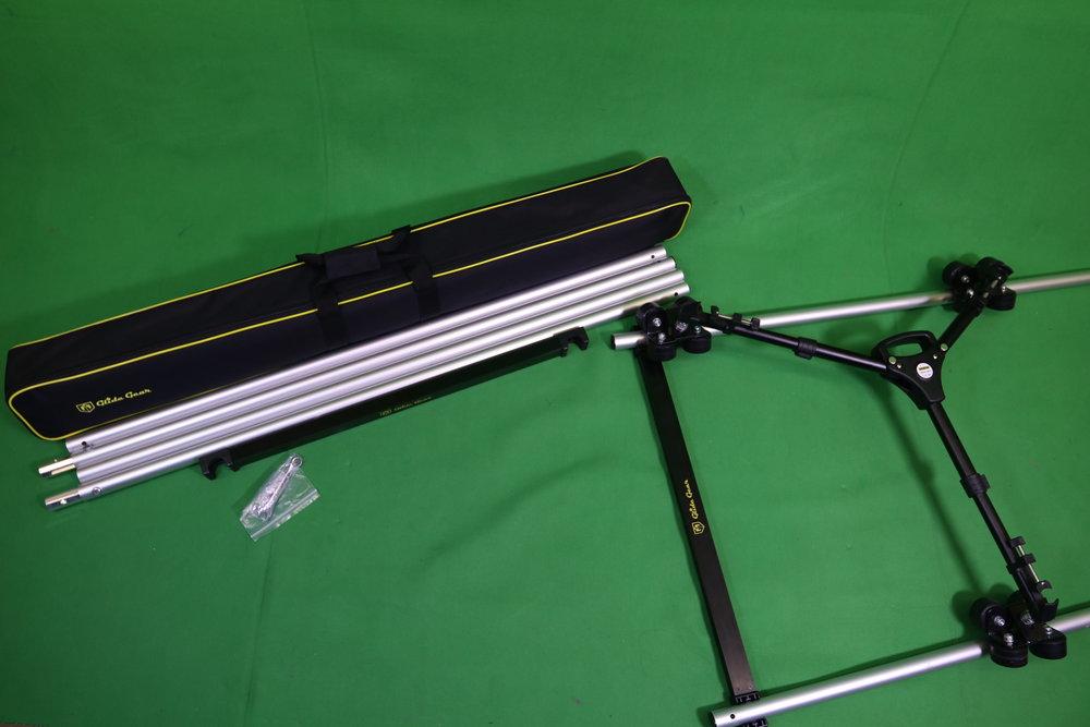GlideGear Tripod Dollie System