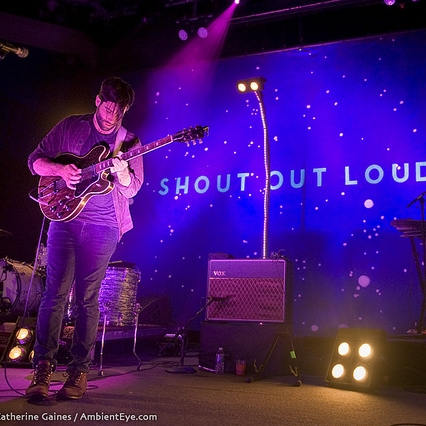 Shout Out Louds & Haerts (5/9/13)