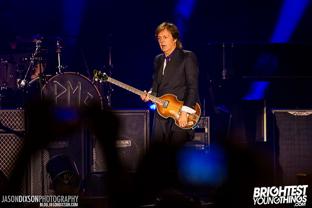Paul McCartney (7/15/13)