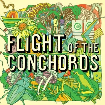 Flight of the Conchords - s/t (4/28/08)