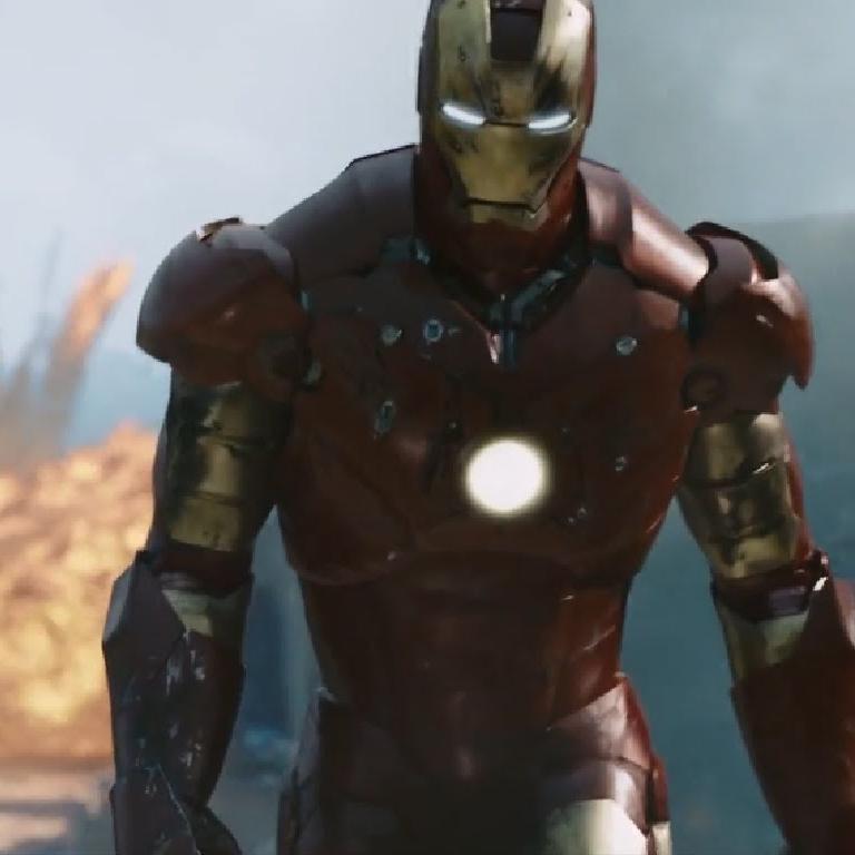 Iron Man (5/5/08)