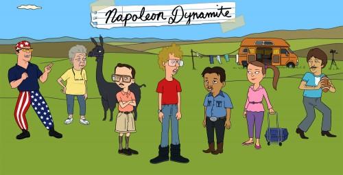 <i>Napoleon Dynamite</i>