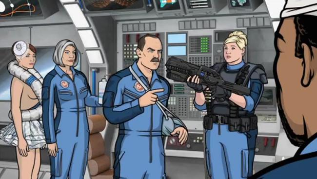 """""""Space Race: Part 2"""" (Episode 3.13)"""