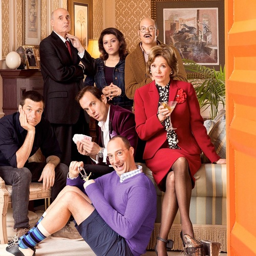 <i>Arrested Development</i>