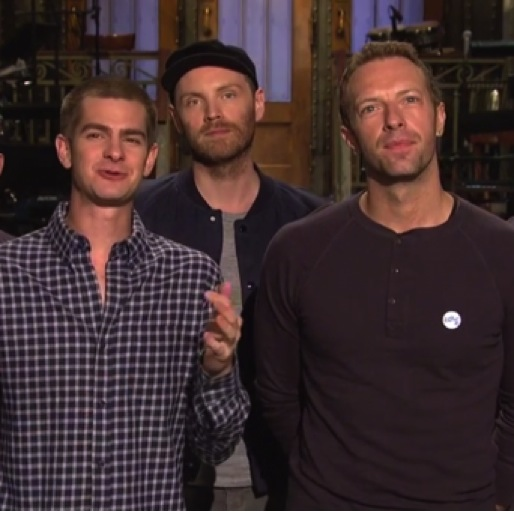 """Andrew Garfield/Coldplay"" (Episode 39.19)"