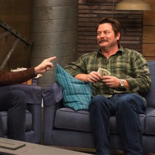 """Nick Offerman..."" (Episode 3.06)"