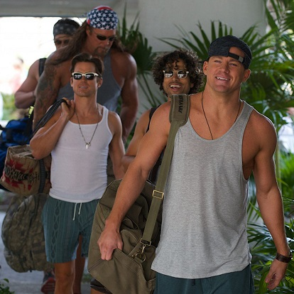 <i>Magic Mike XXL</i> (7/2/15)