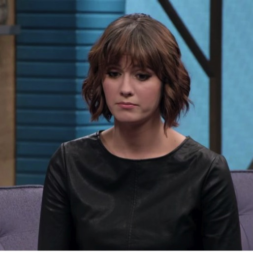 """Mary Elizabeth Winstead..."" (Episode 4.25)"