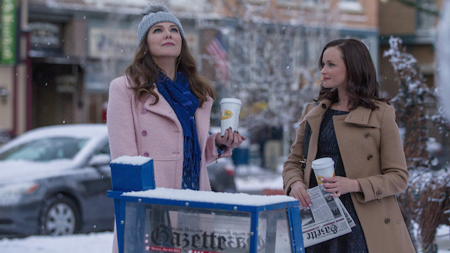 Every Episode of Gilmore Girls, Ranked (11/14/16)