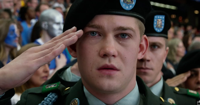 Billy Lynn's Long Halftime Walk (11/18/16)
