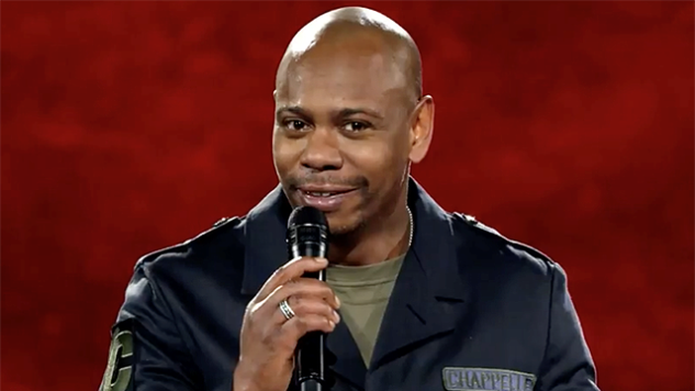 Dave Chappelle: From Un-Famous to Infamous (3/21/17)