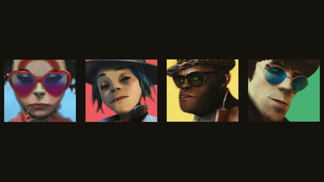 The 10 Best Gorillaz Songs (4/25/17)