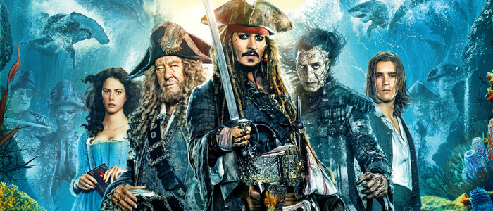 Pirates of the Caribbean: Dead Men Tell No Tales (5/26/17)