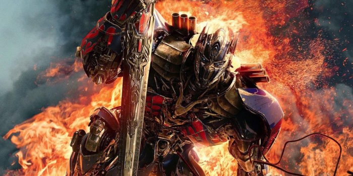 Transformers: The Last Knight (6/21/17)