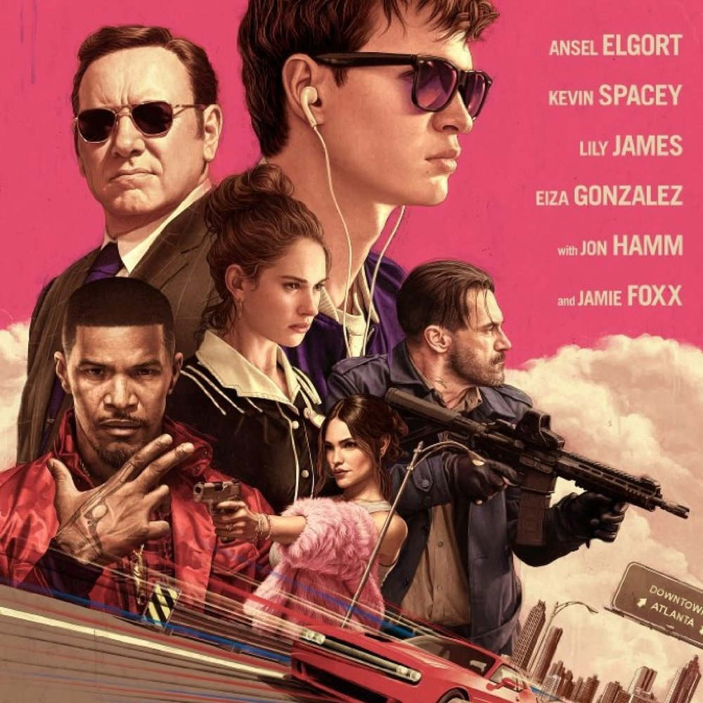 Baby Driver (6/28/17)