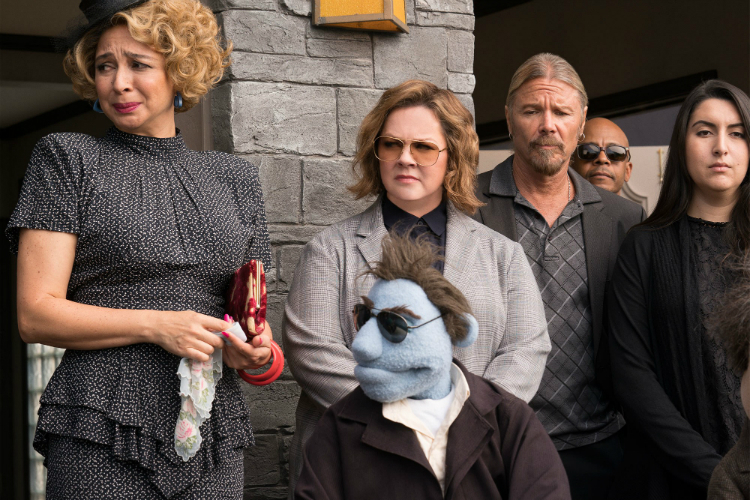 The Happytime Murders (8/24/18)