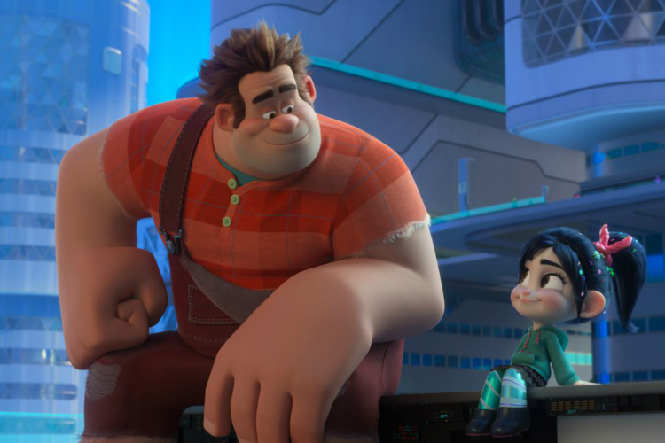 Ralph Breaks the Internet (11/21/18)