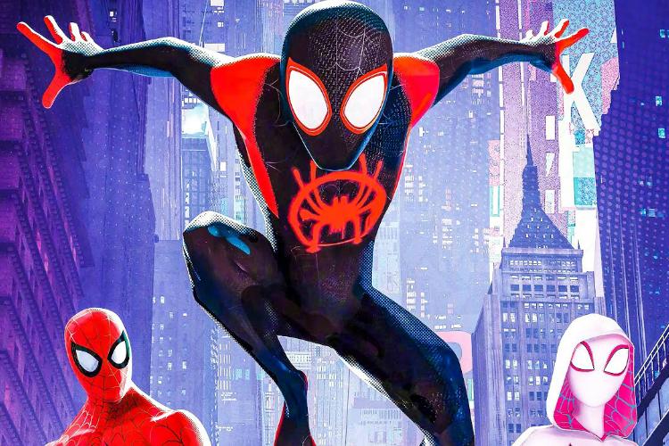 Spider-Man: Into the Spider-Verse ( 12/14/18)