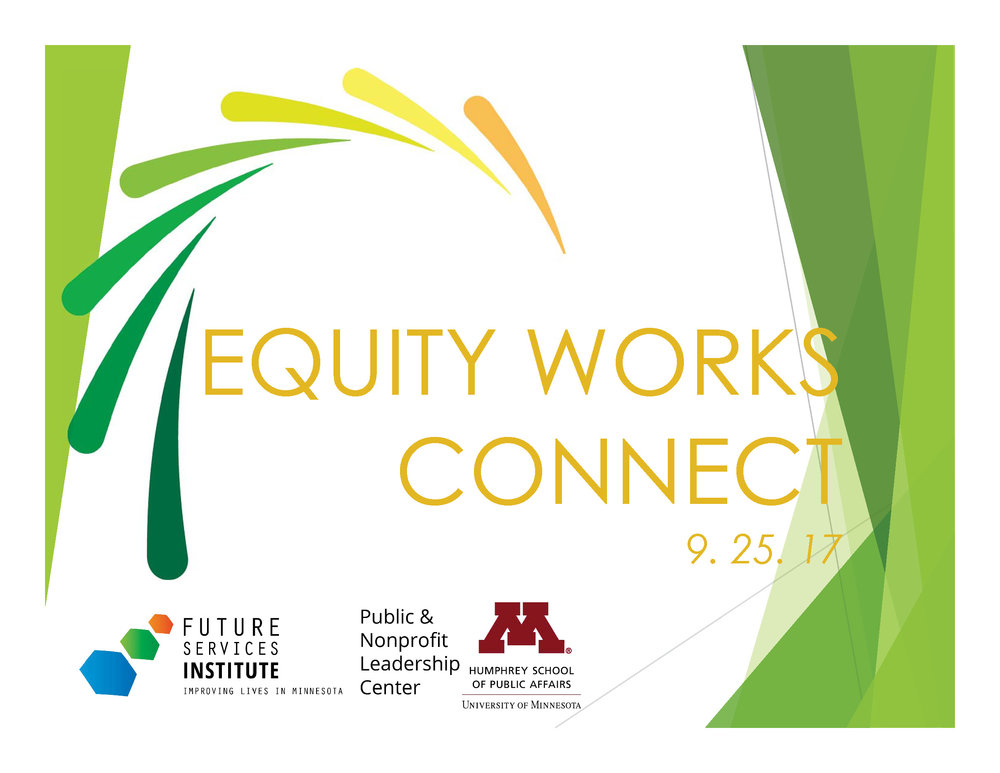 Equity Works Connect PowerPoint presentation