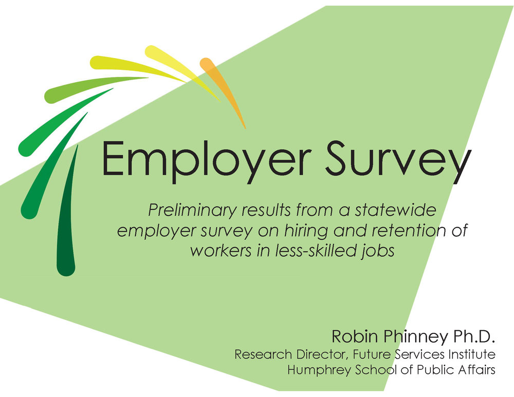 Employer Survey PowerPoint presentation