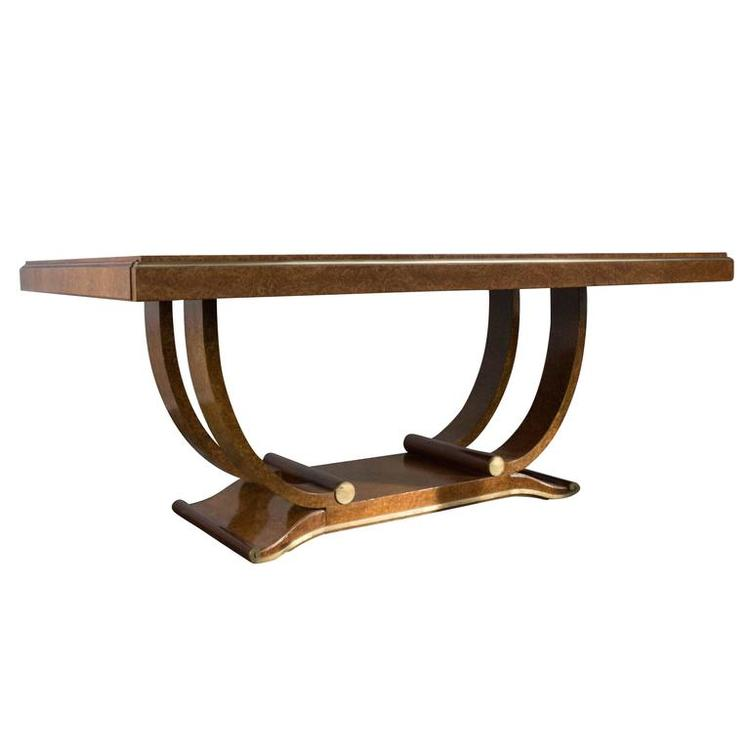 Art Deco Dining Table DT1011 03 2 L
