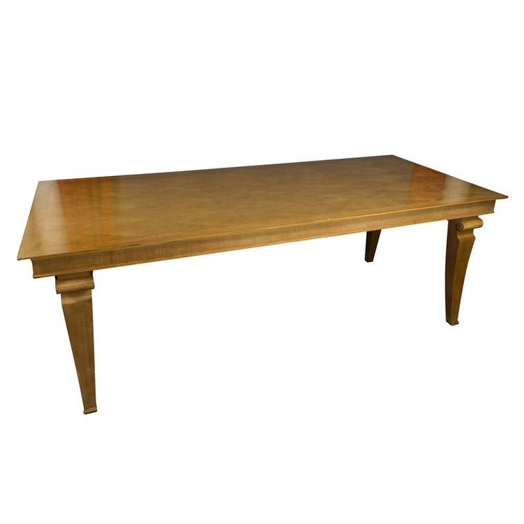 french mahogany dining table diamond marquetry top tables for sale antique ireland oval