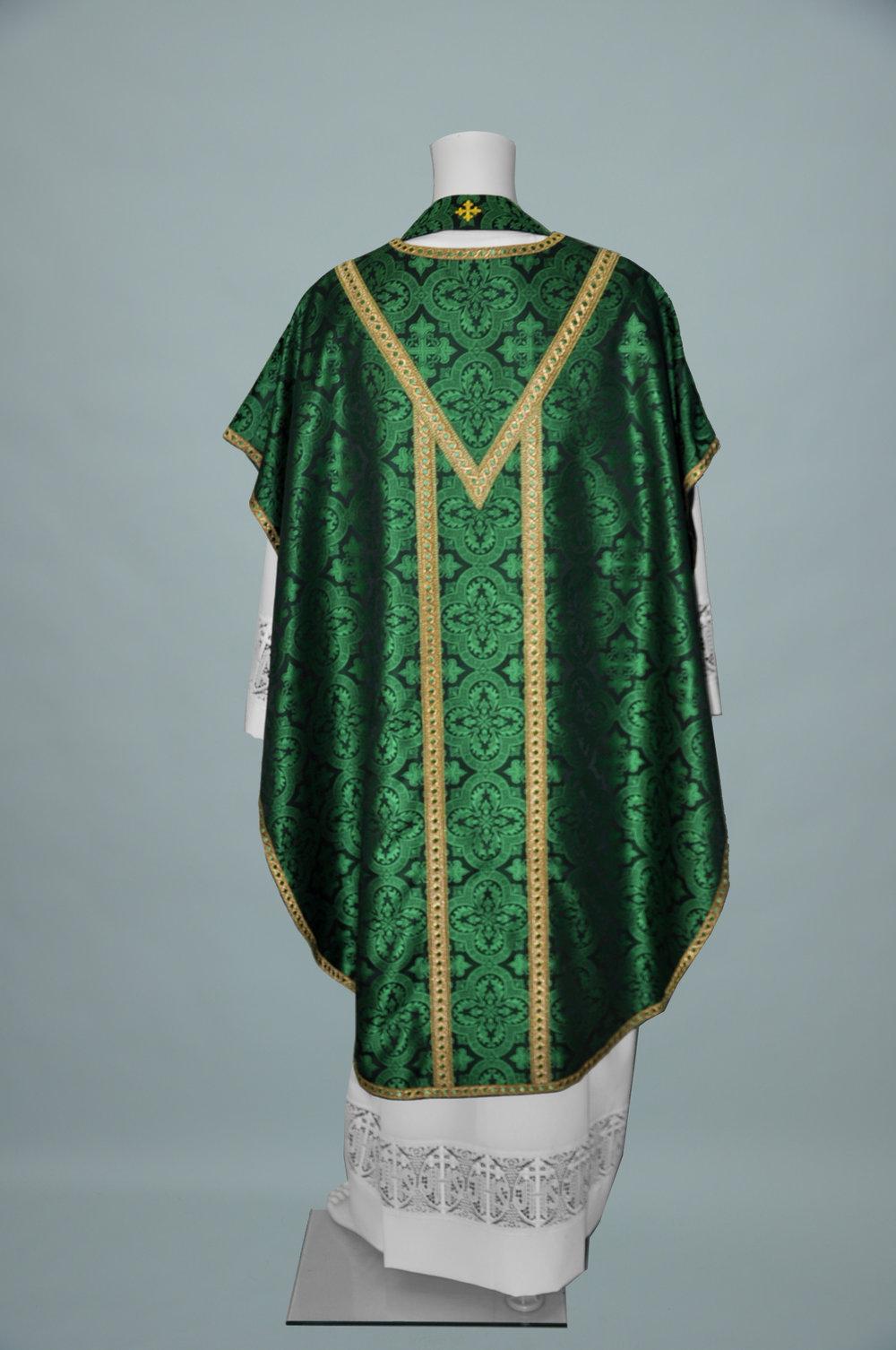 St Philip Neri Davinci Green W 2326 Green gold (b)1.jpg