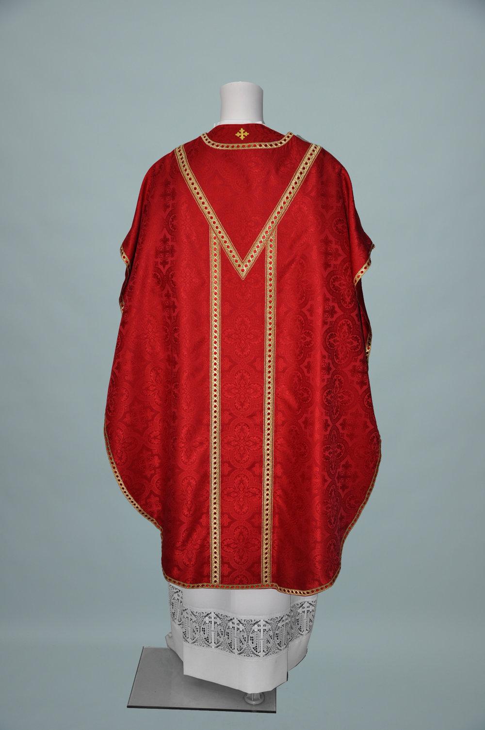 St Philip Neri Davinci Red W 2326 red gold (b)1.jpg